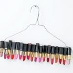 Uwe Schramm.lipstick on hanger