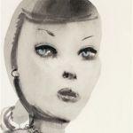 barbie-with-pearl-necklace-by-marlene-dumas