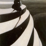 magic-staircase-by-leon-spilliaert