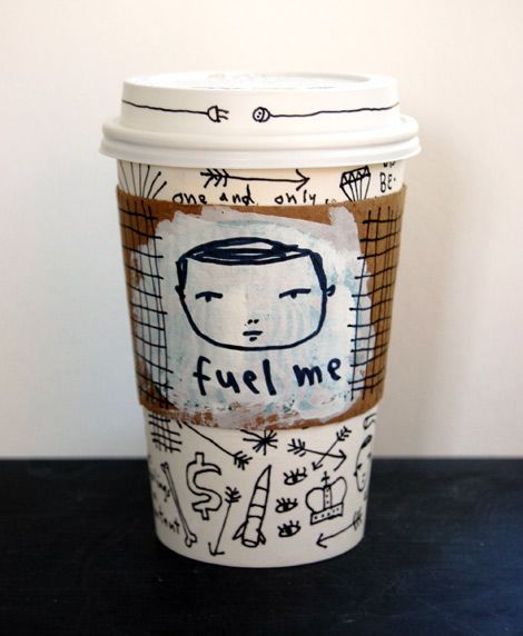 Fuel Me.Marc Johns