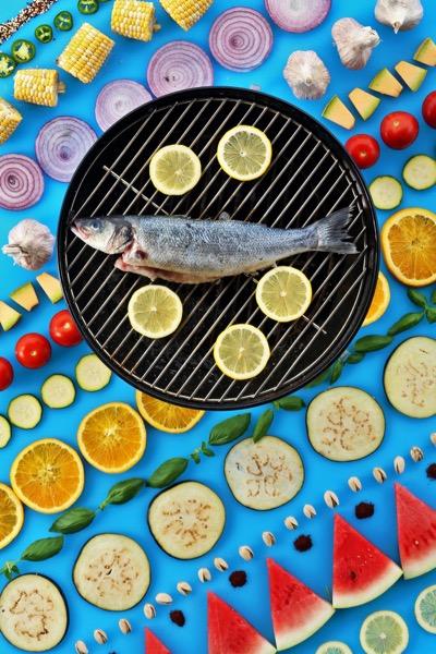 Summer cooking tool kit