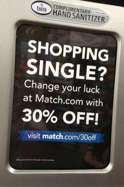 Single shopping